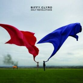 Only Revolutions - Biffy Clyro Vinyl LP (played once)