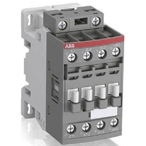ABB CONTACTOR AF09300111 4KW Power Rated, Control Voltage 24-60VAC/DC, 3-Poles