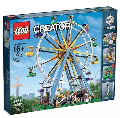 LEGO Creator Expert 10247 Ferris Wheel Building Kit With Power Function for sale  Shipping to South Africa