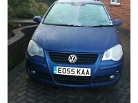 Volkswagen Polo. 1.4 S Manual 3door