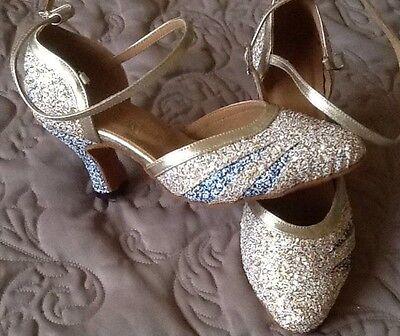Обувь для бальных New Women's Glitter