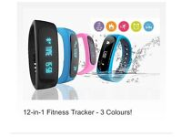 12 in 1 fitness tracker