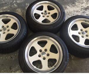 JDM ASSO wheels. 17x9 +25 Newtown Inner Sydney Preview