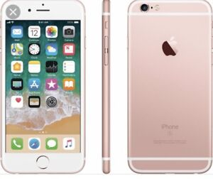iPhone 6s rose gold 32g for sale!