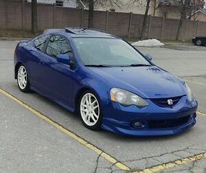 2002 Acura RSX Coupe (2 door)