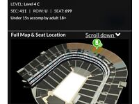 JCole 4 your eyez only Tour The O2 London Tickets 16.10.17