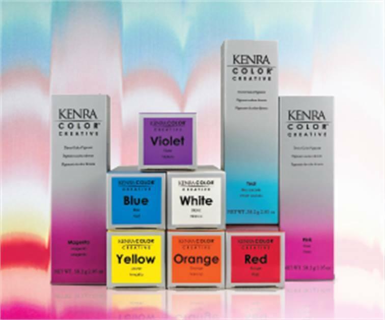 Kenra Professional Color Creative Creme Shades - 2.05 oz