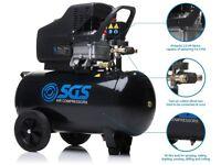 Air compressor 50 ltr brand new