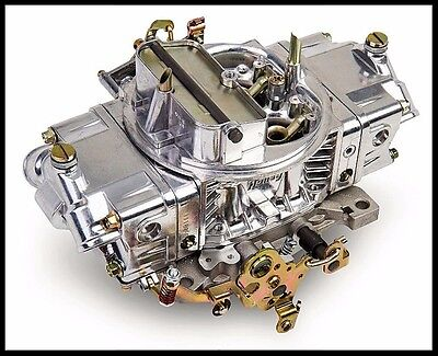 HOLLEY 750 CFM DOUBLE PUMPER CARBURETOR, MANUAL CHOKE,  # 0-4779SA
