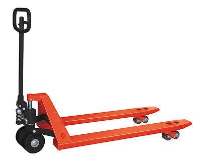 Heavy Duty 2.5 Ton 2500kg Euro Hand Pallet Pump Truck Fork Lift Trolley