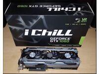 Inno3D GeForce GTX 1060 iChill X3 6144MB GDDR5 PCI-Express Graphics Card