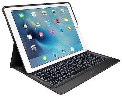 Logitech Create 12 9  Keyboard Case Black For Ipad Pro With Smart Connector