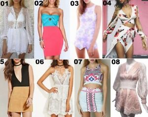 **BRAND NEW** 100's of Dresses Rompers Skirts Tops for Sale