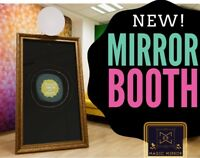 ✔️Photobooth ✨MIROIR MAGIQUE✨cabine photo booth photomaton