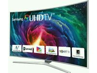 """SAMSUNG 55"""" SUHD SUPER 4K CURVED SMARR 3D WIFI TV I SERIES"""