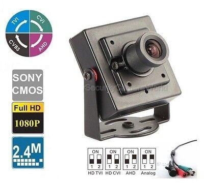Cctv Security Spy Kamera (Hidden Spy Mini 1080P HDCVI CCTV 2.8mm Board Lens Security Video Color Camera)
