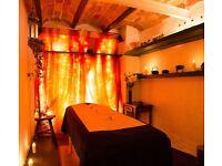 Incredible massage with Sarah Spanish girl ......