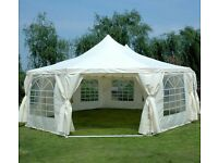 Marquee 8.9m x 6.5m