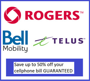 I WILL save you 20-40% off your cellphone bill GUARANTEED