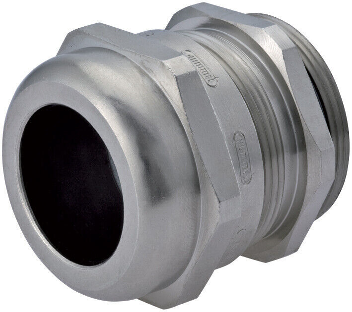 CD36AA-BR, HUMMEL, Cable Gland Pg36 Nickel Plated 22-32Mm Range