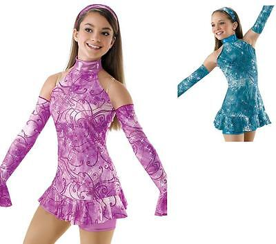 'groovy Baby' Jazz Tap Dance Baton Pageant Disco Wear Competition Costume