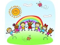Registered Childminder (St. Leonards, East Kilbride) Spaces Available