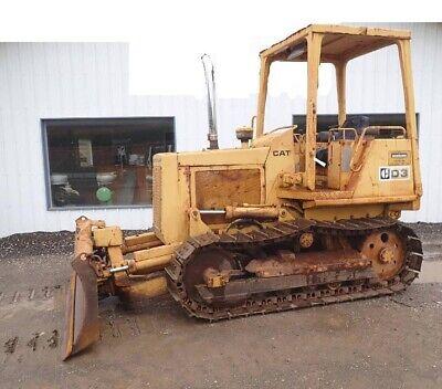 12500  1988 Cat D3b Dozer