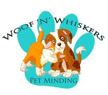 Woof N Whiskers Pet Minding Penrith Area Preview