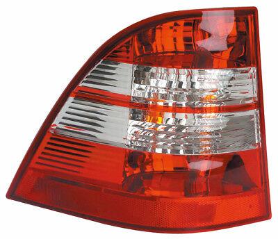 Heckleuchten Rückleuchten Mercedes ML W163 98-05 in rot-klar