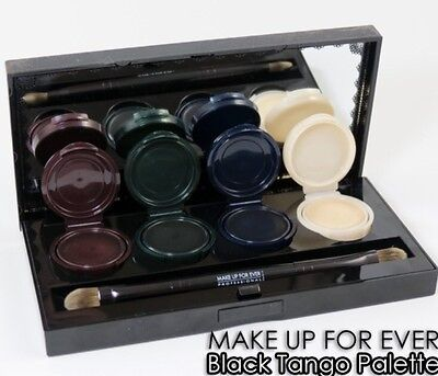 Make Up For Ever Professional- Black Tango Palette- Brand New Boxed #Waterproof