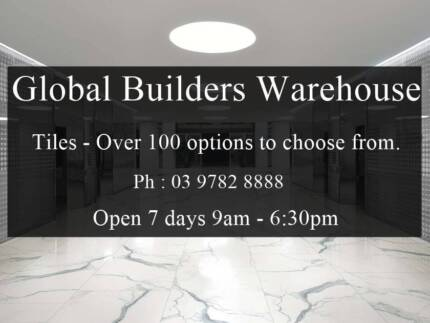 Global Builders Warehouse Tiles Over 100 Options To Choose From