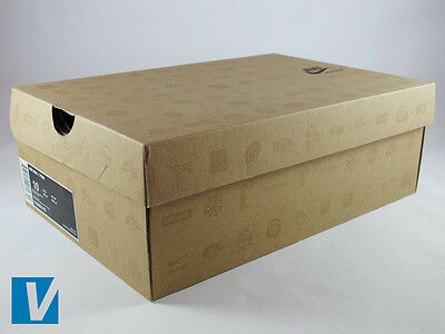 d718cb22c260f Nike retail boxes feature a label on one side detailing style name