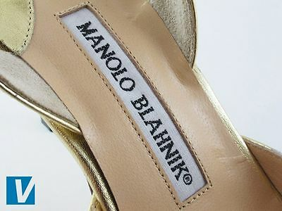 where are manolo blahnik shoes manufactured
