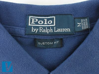 ... size, spacing and positioning are consistent with the official Polo by Ralph  Lauren logo. And that the stitching matches the colour of the shirt, ...
