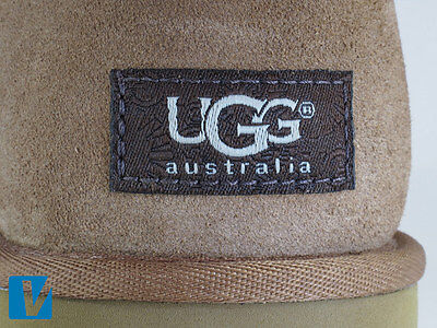 8014d35b5946 UGG boots have featured the hologram label since late 2010 and updated in  2012. Similar to the box label