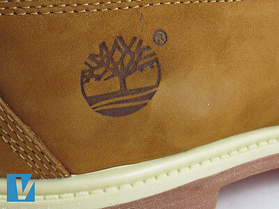 854970845fb0 Timberland boots feature the Timberland tree logo on the outside of the boot