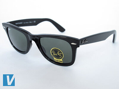 d080f7f92c New Ray-Ban sunglasses are packaged in a branded retail box. Check for the  print