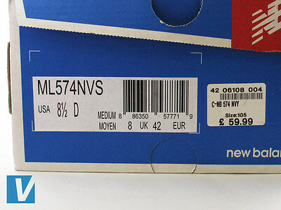 Nike Shoe Box Label Font