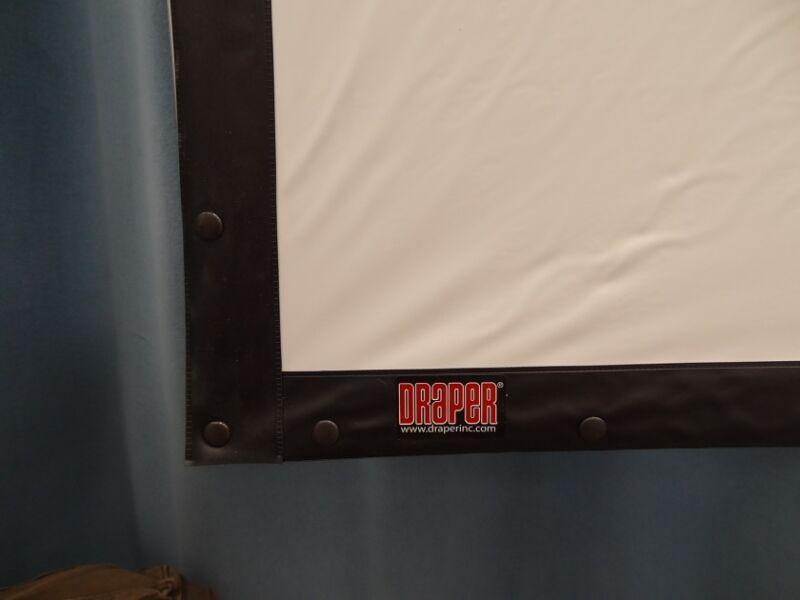 Draper Cineperm Projection Screens