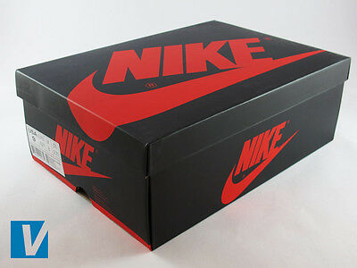 Check the box carefully for any errors in brand logos, alignment, spelling  and overall finish quality. Remember real shoe boxes can accompany fake  shoes.