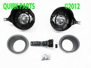 Nissan Frontier Fog Light Kit Ebay