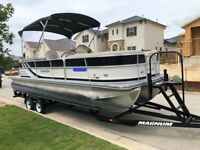 2016 Southbay 522RS Tri-Toon