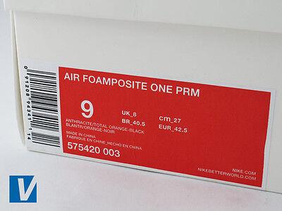 Nike Foamposite Box