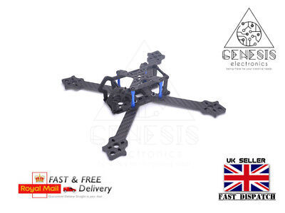 F210TX 210mm Carbon Fibre Frame with 3mm Arms For FPV Quadcopter Drone