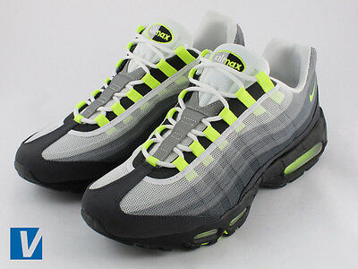 Brand New Nike Air Max 95 Black Red Sz. 9