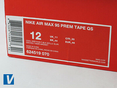 How to Spot Fake Nike Air Max 95's | eBay