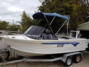 Quintrex Classic 560 Runabout Watermans Bay Stirling Area Preview