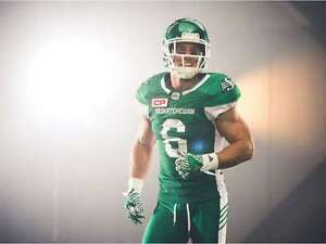 2 tickets for Roughriders vs. Stampeders - THIRD ROW