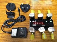 Gibson G-Force 3 per side Tronical Robot Tuners & PCB unit type A