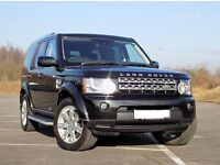 2010 Land Rover Discovery 4 3.0 TDV6 XS 7 Seats